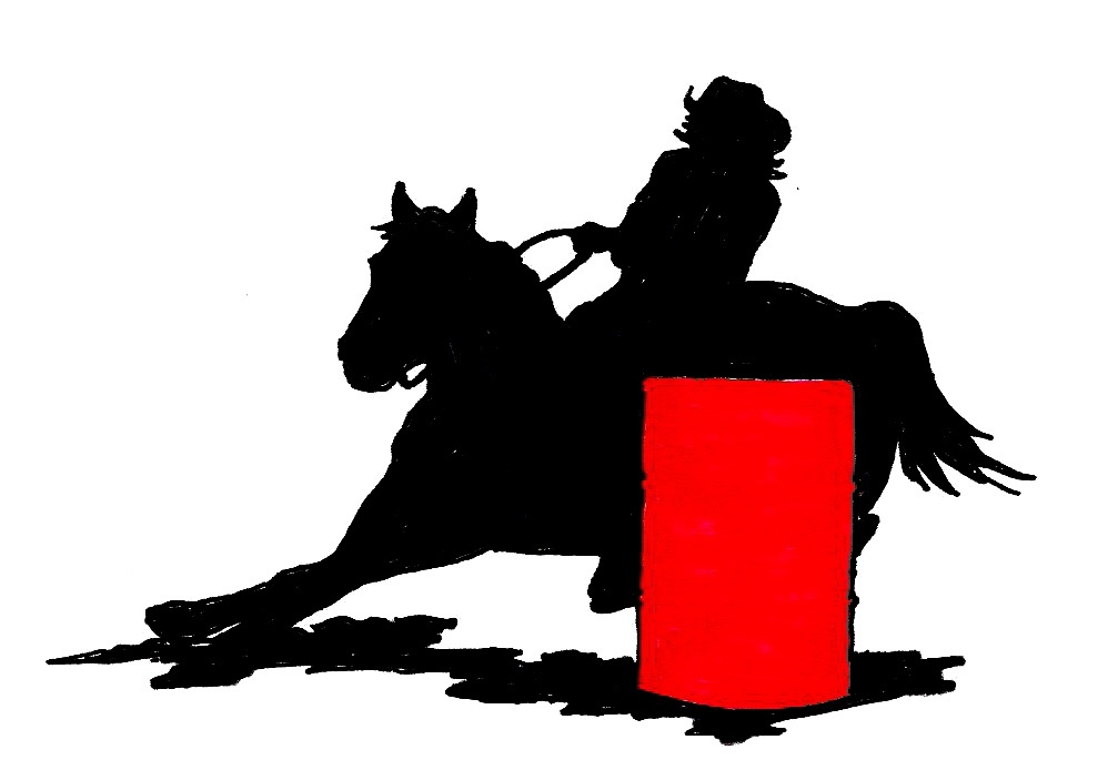 1007x685 Barrel Racing Pictures Clip Art. Clipart Horses Page 2