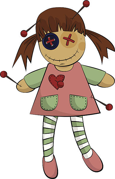 392x612 Collection Of Voodoo Doll Clipart High Quality, Free