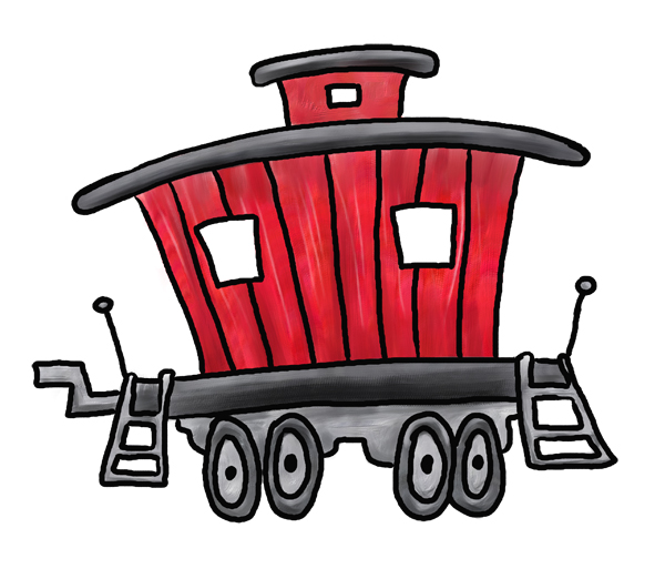 Railroad Clipart