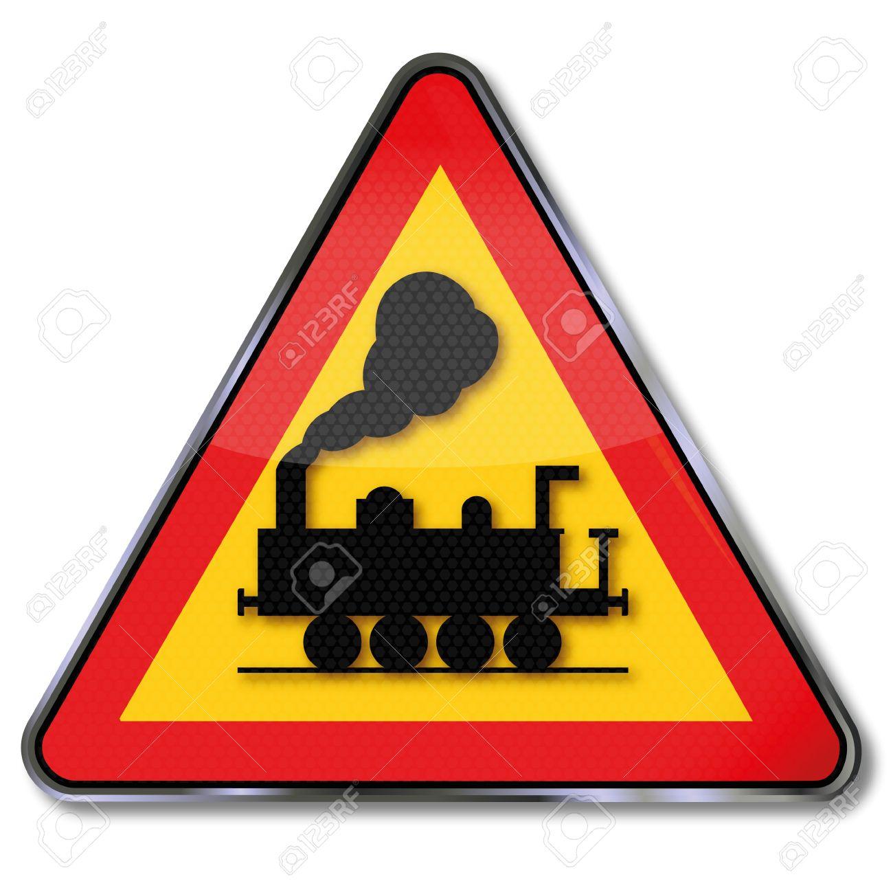 1300x1295 Railroad Clipart Traffic Sign