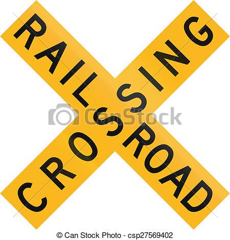 450x470 Railroad Crossing Clip Art Railroad Crossing In Botswana Old