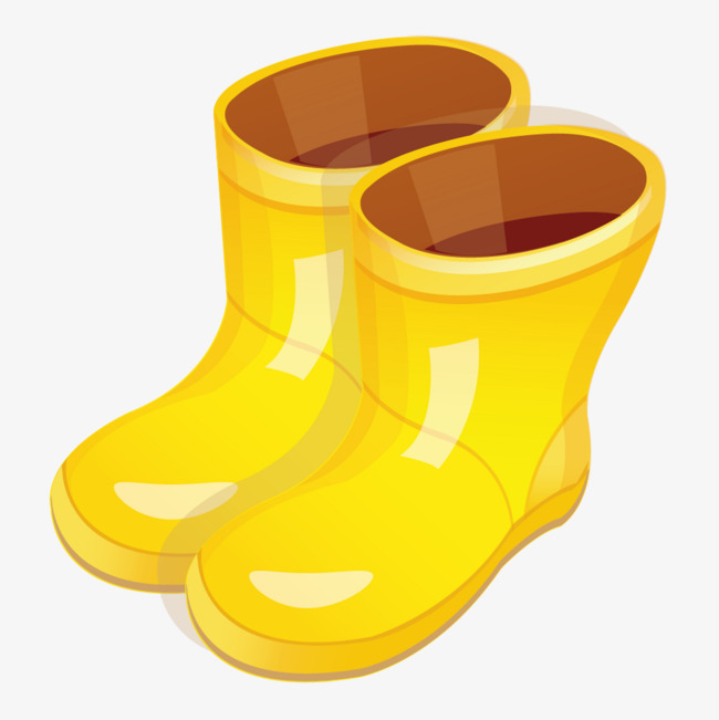 650x651 Yellow Rain Boots Shoes Material, Yellow, Rain Boots, Shoes Png