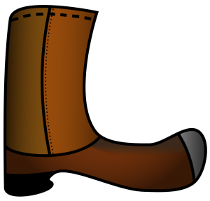 300x287 Boot Clip Art Download