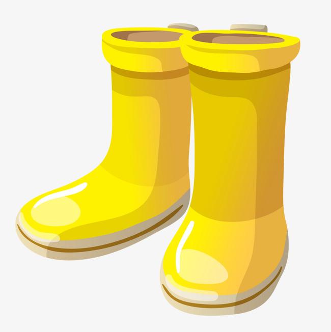 650x652 Children's Cartoon Rain Boots, Shoe, Cartoon, Child Png Image