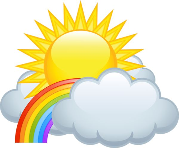 Rain Cloud Clipart