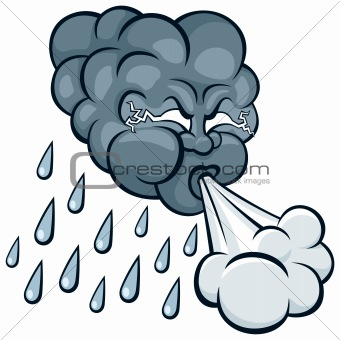 340x340 Wind Clipart Wind Rain 4059166