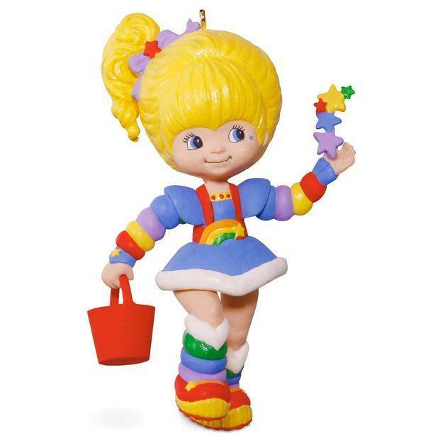 625x625 Hallmark Keepsake Christmas 2016 Rainbow Brite Ornament Qgo1771 Ebay
