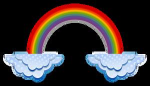 300x172 619 Rainbow Clip Art Pictures Public Domain Vectors