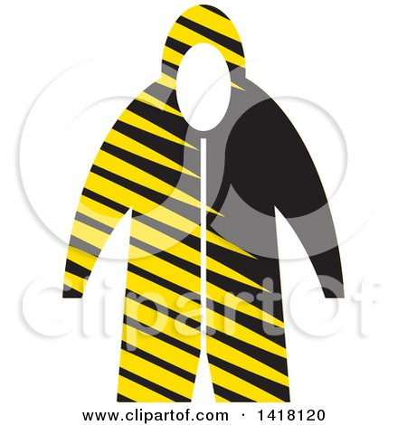 450x470 Royalty Free (Rf) Rain Coat Clipart, Illustrations, Vector Graphics