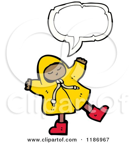 450x470 Royalty Free (Rf) Raincoat Clipart, Illustrations, Vector Graphics