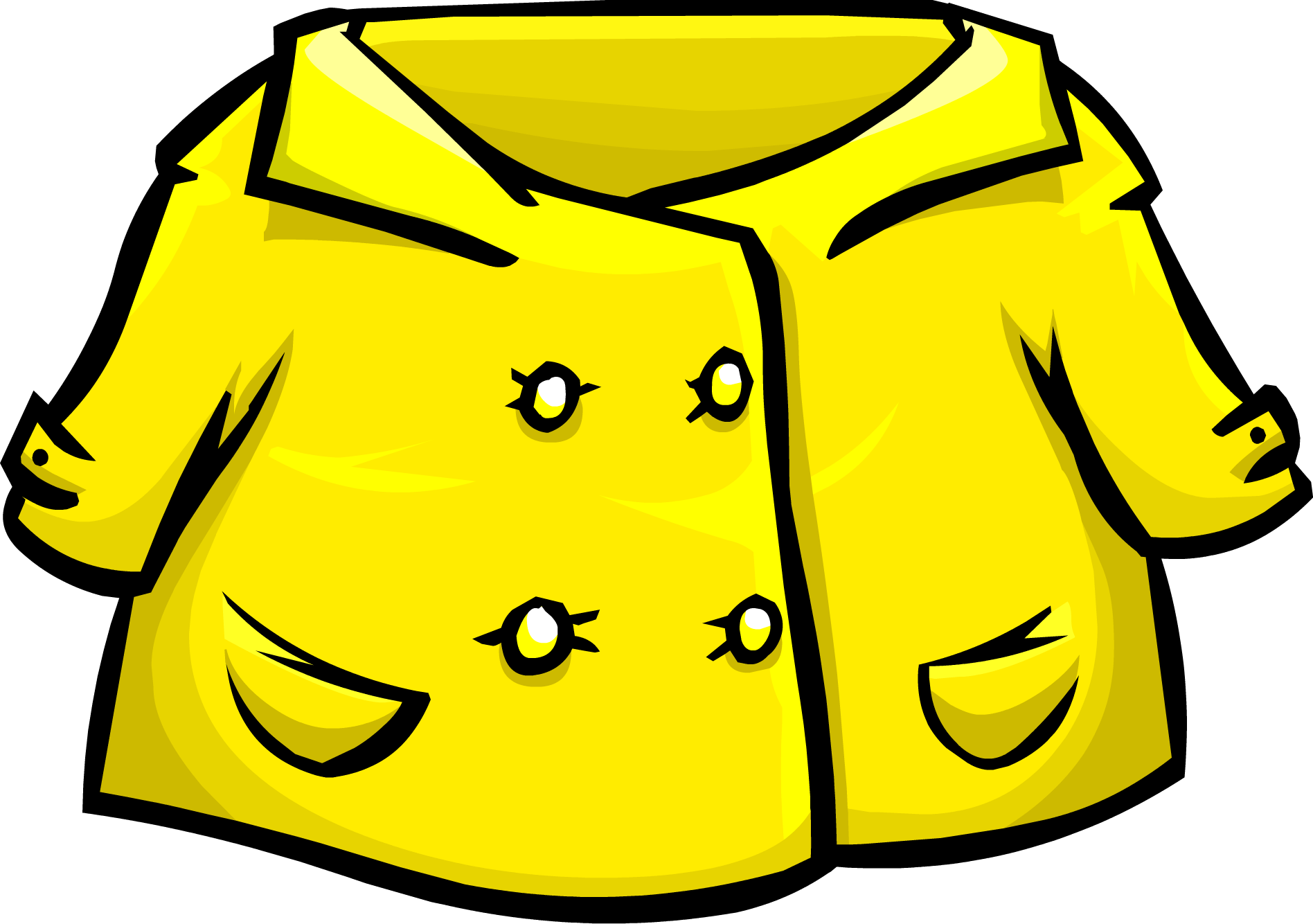 1896x1334 Yellow Raincoat Club Penguin Rewritten Wiki Fandom Powered By