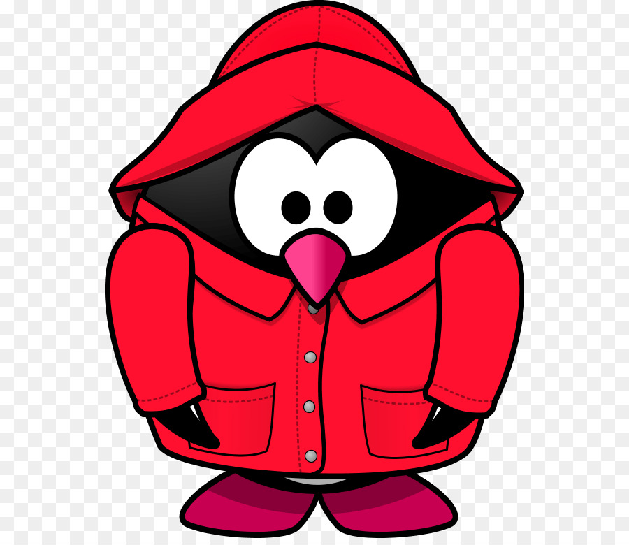 900x780 Club Penguin Raincoat Clip Art