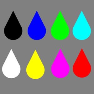 300x300 Raindrop Clip Art Clipart Free To Use Resource 3
