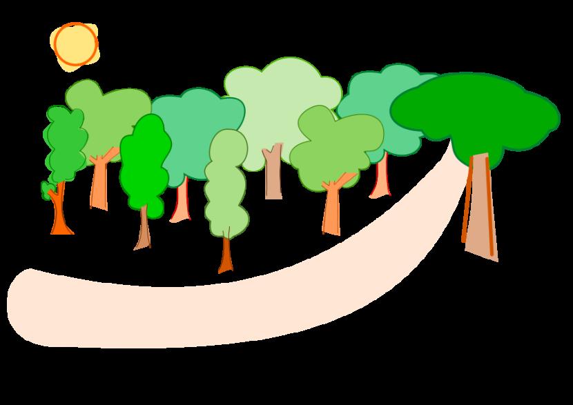 830x587 Rainforest Clip Art For Kids Free Clipart Images 3