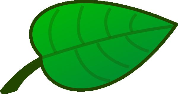 600x319 Flower Leaf Outline Clip Art