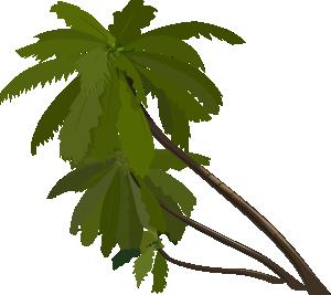 300x267 Palm Tree Clip Art