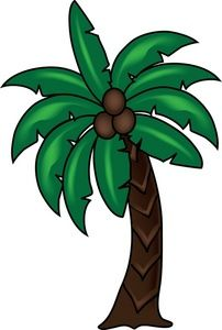 202x300 Two Palm Trees Png Clipart Image Summer Clip