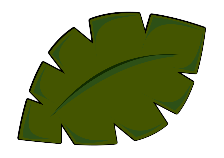 900x637 Best Photos Of Jungle Leaves Clip Art