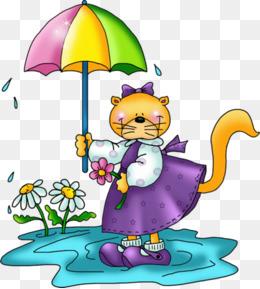 260x289 Rainy Day Background, Colorful, Umbrella, Rain Background Image