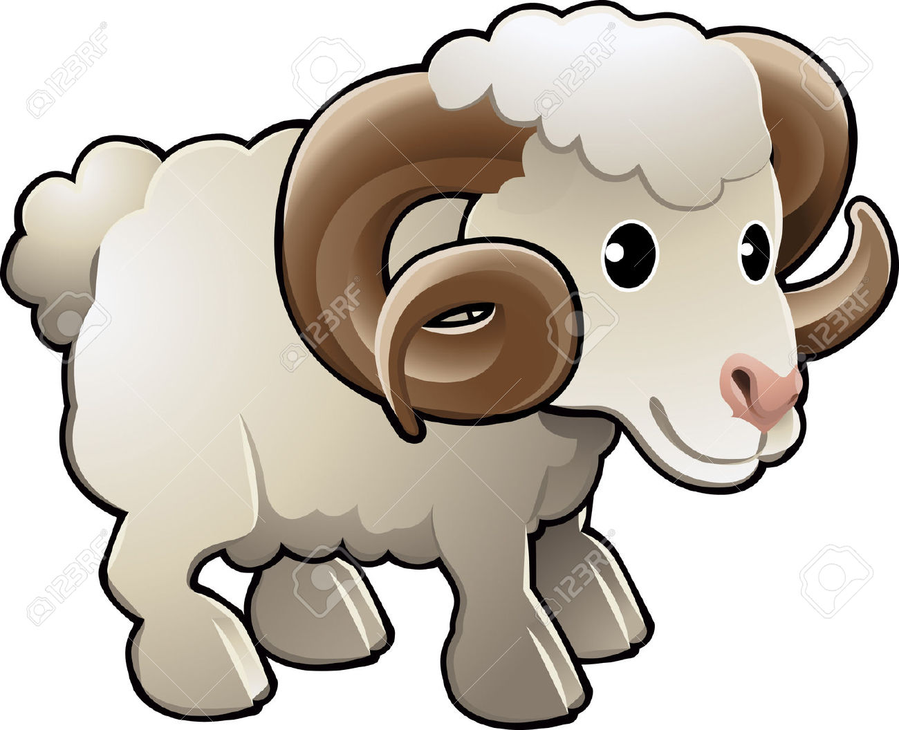 1300x1056 Image Result For Pictures Of A Ram Cartoon Interesting