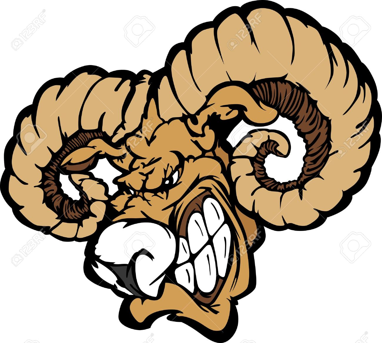 1300x1166 Bighorn Sheep Clipart Cartoon