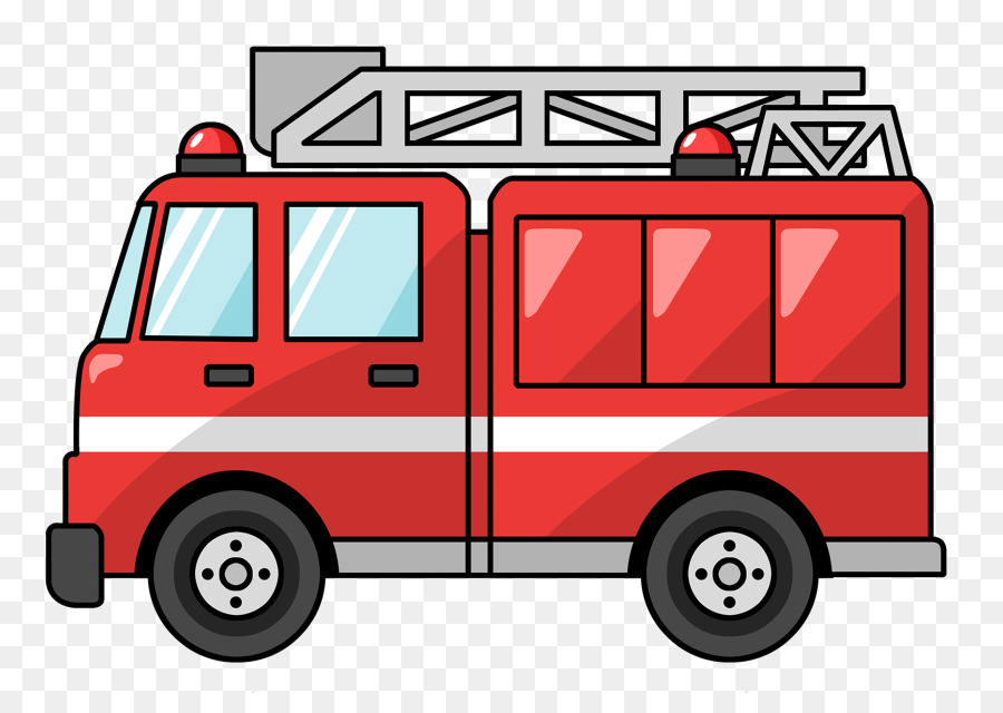 900x640 Car Fire Engine Siren Fire Department Clip Art