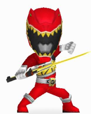310x387 Digital Clipart Power Rangers
