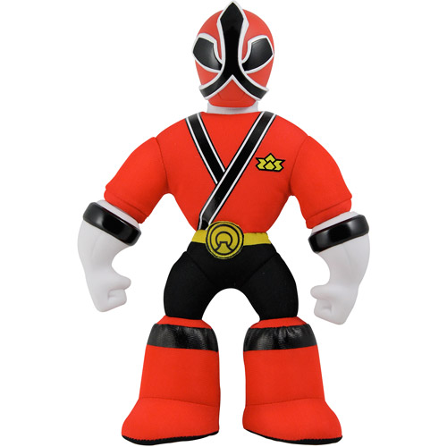 500x500 Power Rangers 10.5 Red Plush Clipart Panda