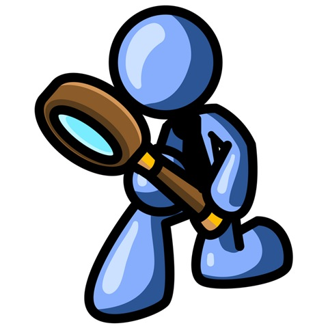 480x480 Collection Of Looking Through Magnifying Glass Clipart High