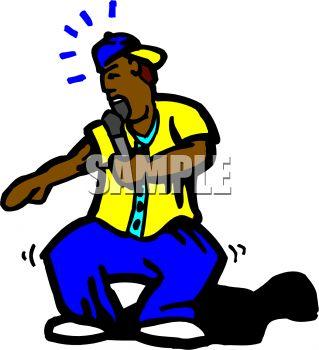 319x350 Black Hip Hop Singer