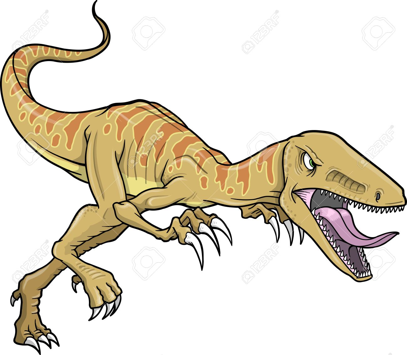 1300x1133 Collection Of Raptor Dinosaur Clipart High Quality, Free