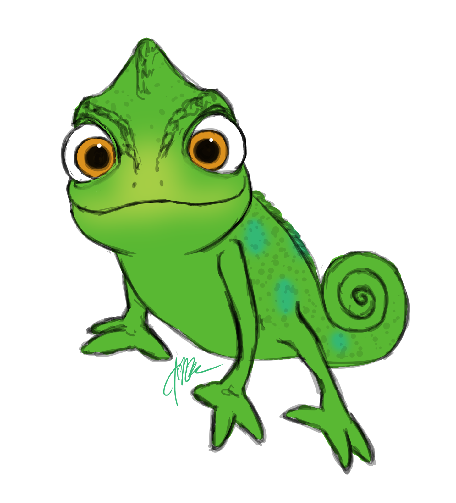 1451x1600 Images For Gt Tangled Pascal Smiling Disney Tangled Rapunzel