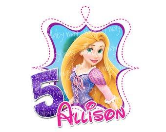 340x270 Diy Rapunzel Shirt Etsy
