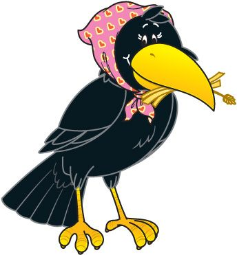 344x371 12 Best Crows Images On Crows Ravens, Ravens And Clip Art