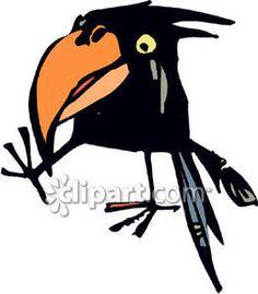 236x269 Crow Illustration