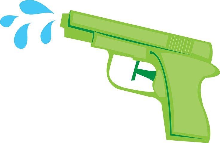 Ray Gun Clipart