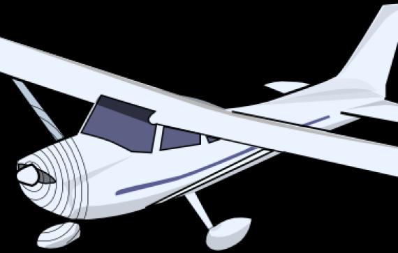570x363 Bush Plane Clip Art