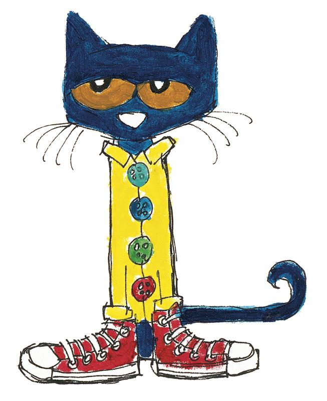 653x800 Collection Of Pete The Cat Clipart High Quality, Free