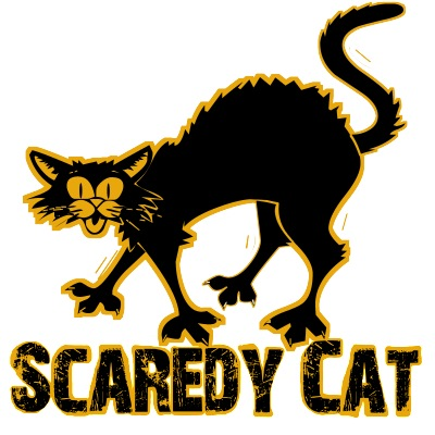 400x400 Collection Of Scaredy Cat Clipart High Quality, Free