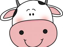 220x165 Cow Head Clipart Clip Art Of Cow Head Real K43550097 Search