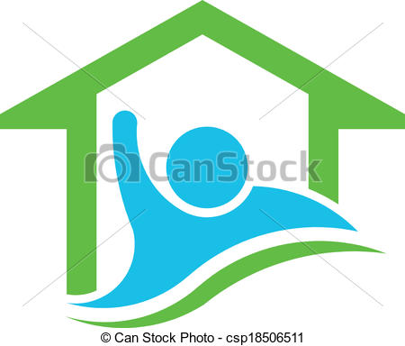 450x384 Homeowner. Real Estate Business Vector Vector Clip Art