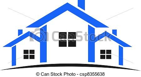 450x247 628 Best House Logo Images On Real Estate Logo, Art