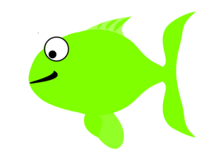 Real Fish Clipart