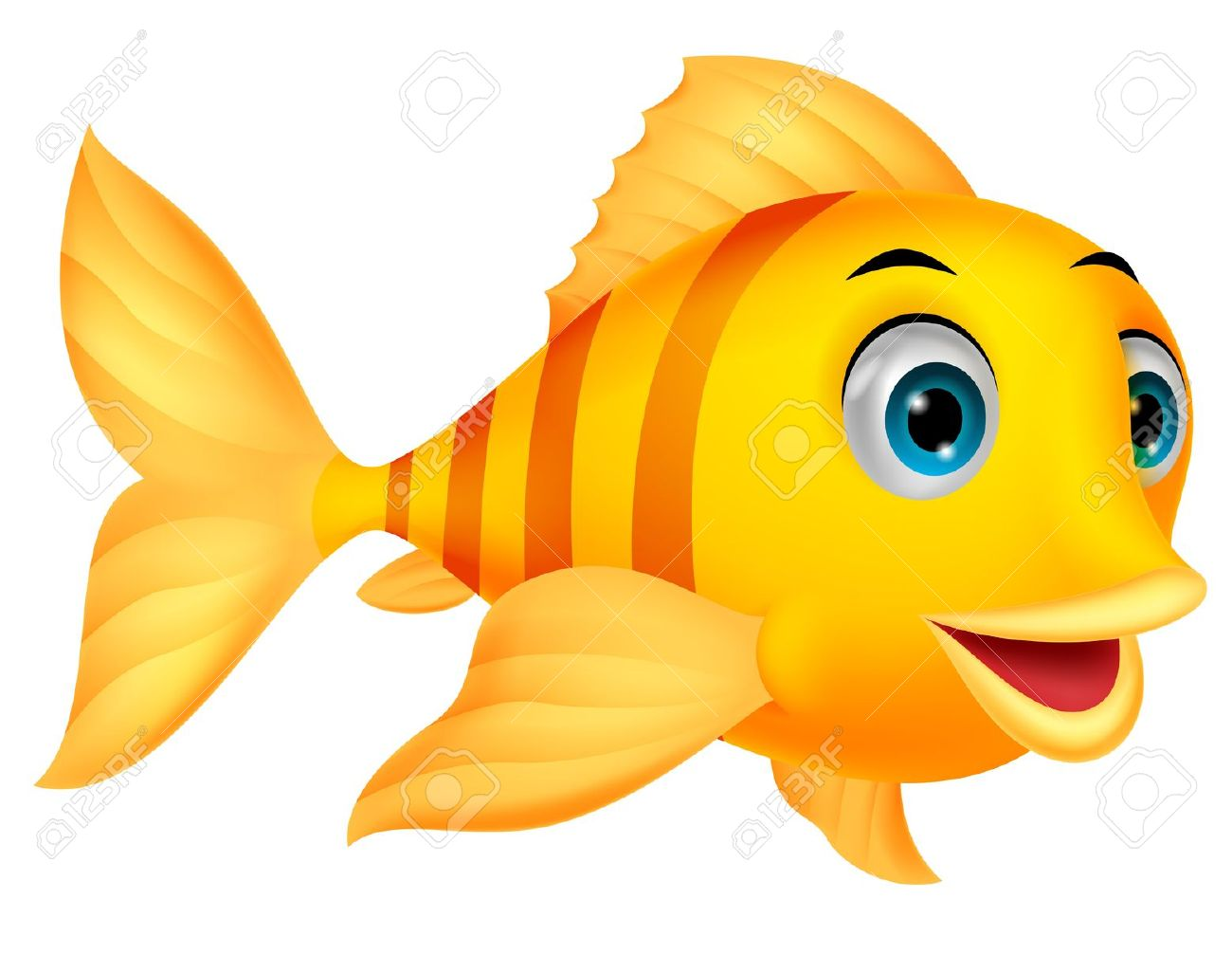 1300x1006 Cute Fish Fish And Cartoon On Clip Art