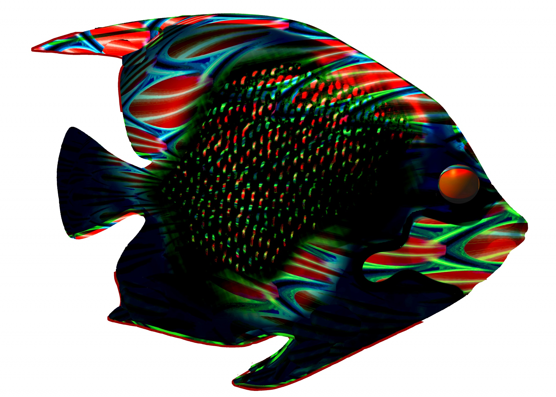 1920x1371 Fish Art Pictures