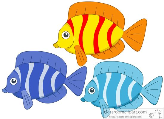 550x399 Fish In Clipart Collection