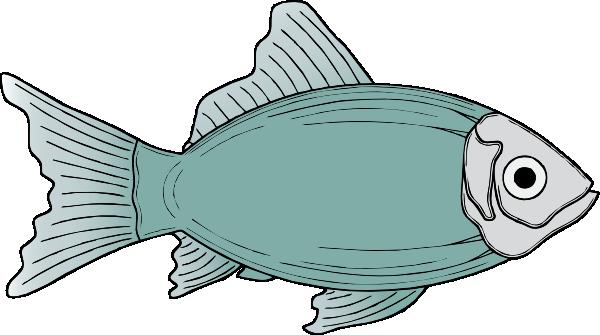 600x335 Generic Fish Clip Art