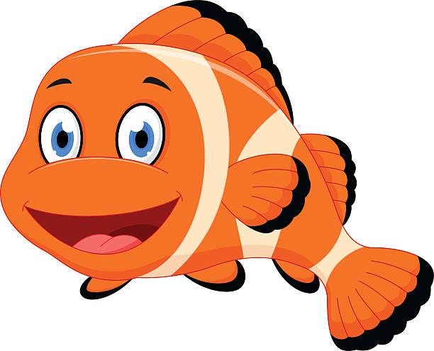 612x495 Clownfish Clipart Butterfly Fish