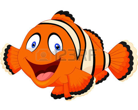 450x357 Clownfish Clipart Realistic