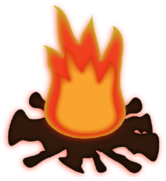 340x372 Fire Images Clip Art Realistic Fire Flames Clipart Clipart Panda